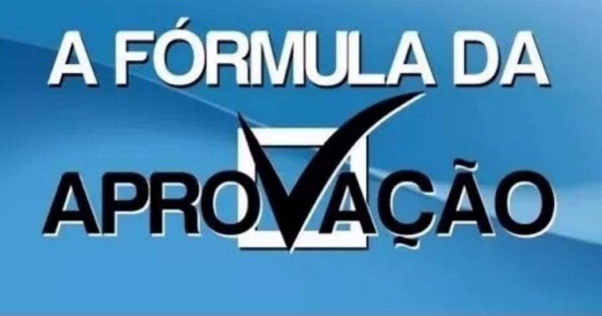 A Fórmula da Aprovação do Leandro Lima