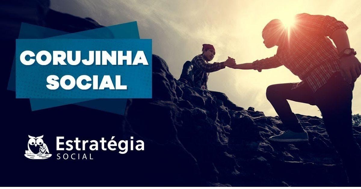 Corujinha Social – Estratégia Concursos