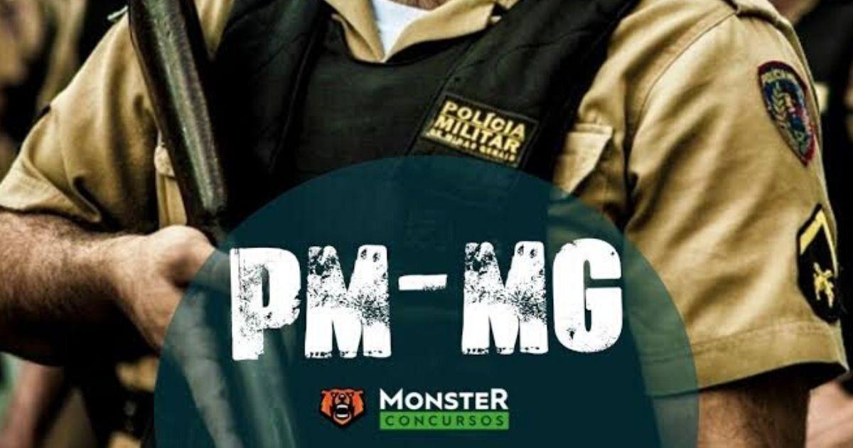 Curso PMMG Soldado 2020 – Monster Concursos