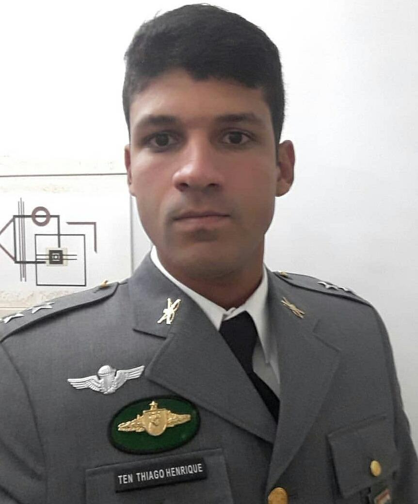 Tenente Thiago Henrique