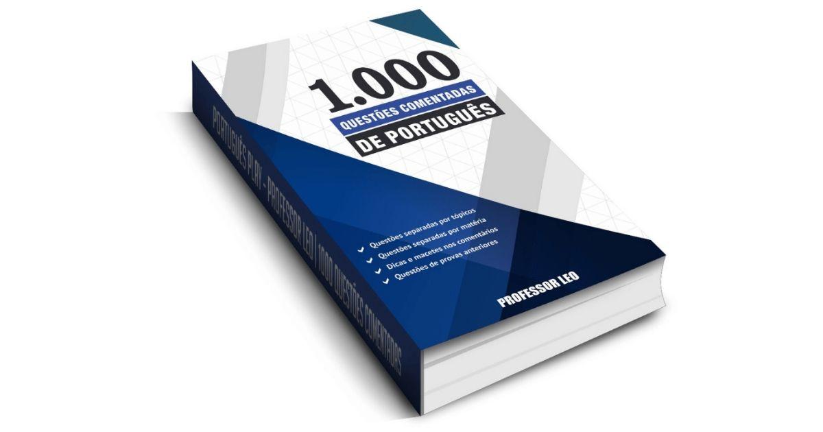 1000 Questões Comentadas de Português