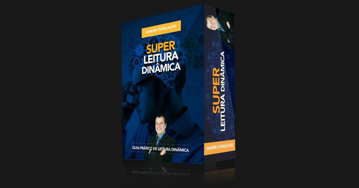 Curso Super Leitura Dinâmica do Sandro Gonçalves