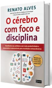 Livro O Cérebro com Foco e Disciplina