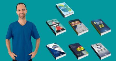 Veja Todos os Livros do Professor Leo