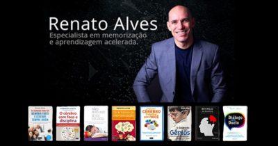 Veja Todos os Livros do Professor Renato Alves