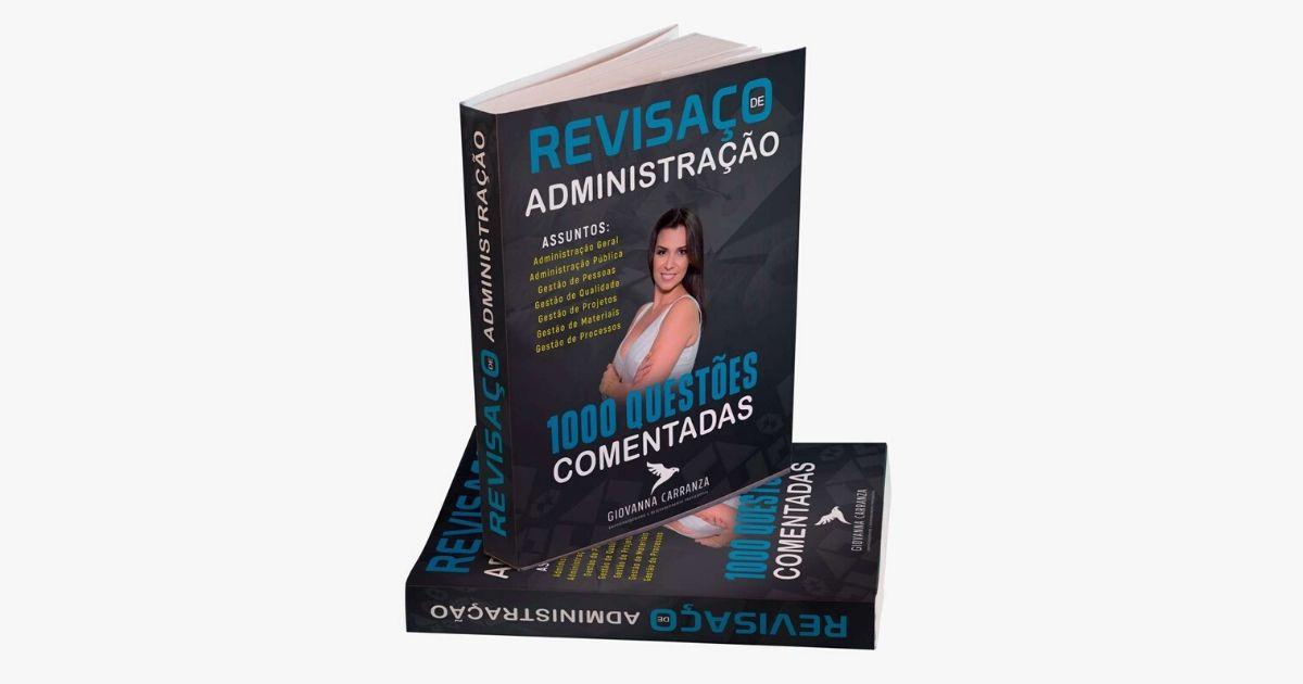 Revisaço de Administração da Giovanna Carranza