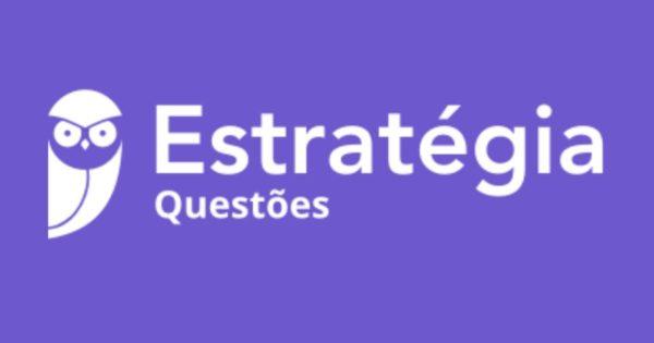 Estratégia Questões: Tire Suas Dúvidas