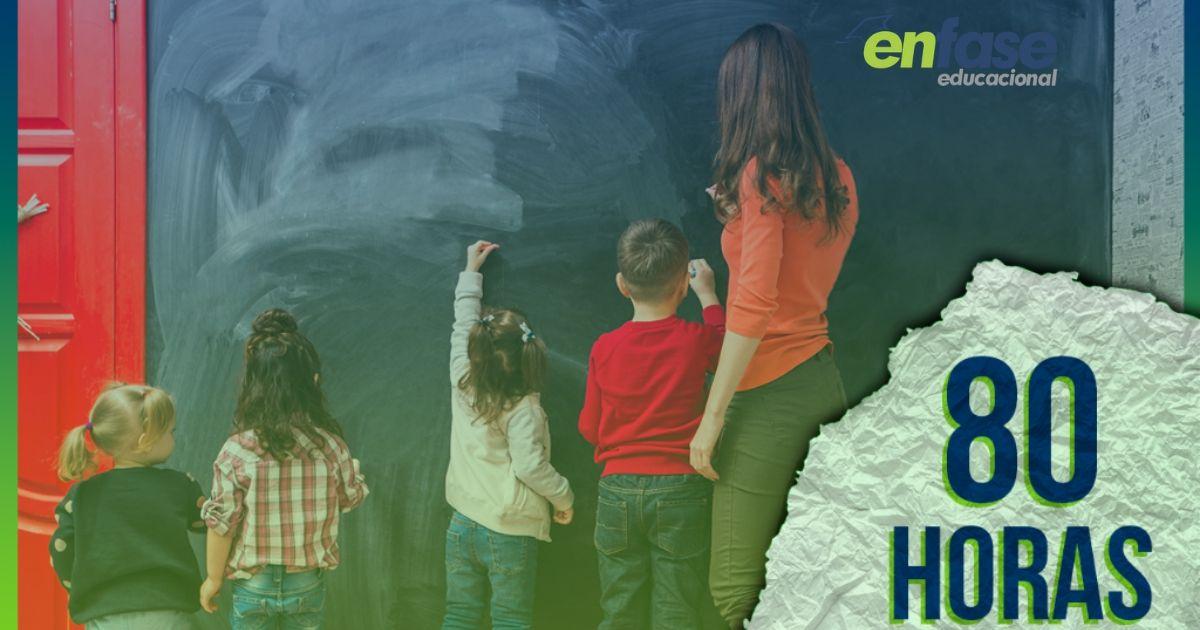Curso Prática Docente na Educação Infantil: Abordagem Construtivista