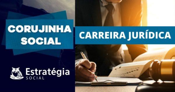 Assinatura Corujinha Social Carreira Jurídica: Tire Dúvidas