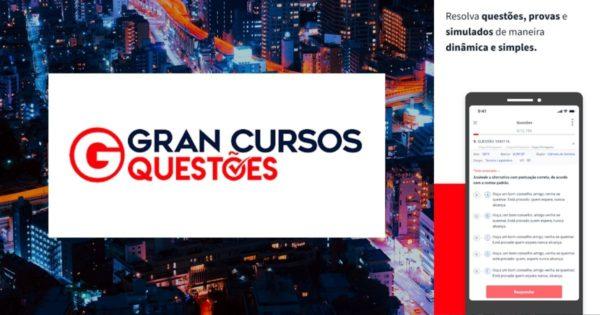Gran Cursos Questões: Tire Todas as Suas Dúvidas