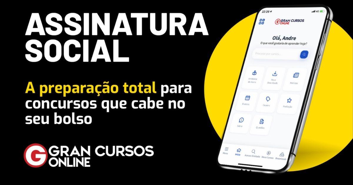 You are currently viewing Assinatura Ilimitada Social Gran Cursos: Tire Suas Dúvidas