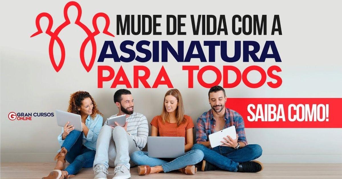 You are currently viewing Assinatura para Todos Gran Cursos: Tire Suas Dúvidas