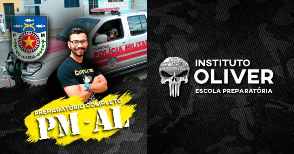 Curso Preparatório PM AL Instituto Óliver