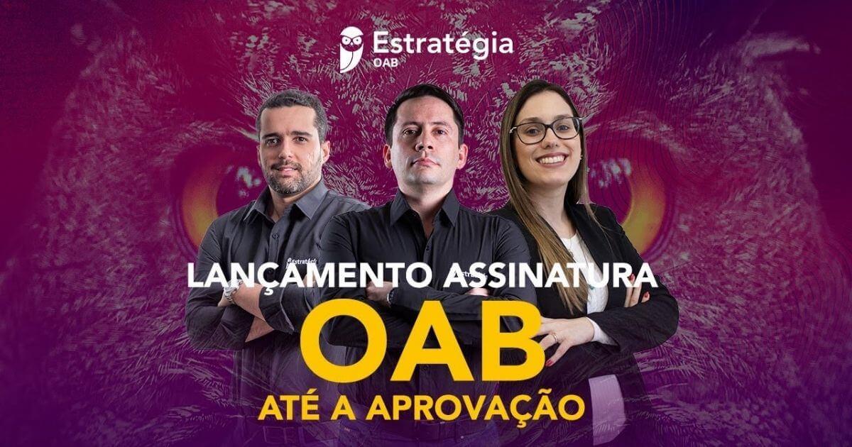 You are currently viewing Assinatura OAB Estratégia Concursos: Tire Suas Dúvidas
